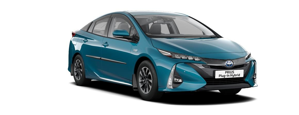 Prius Plug In 5 Door Hatchback Excel 1 8 Plug In Petrol Hybrid