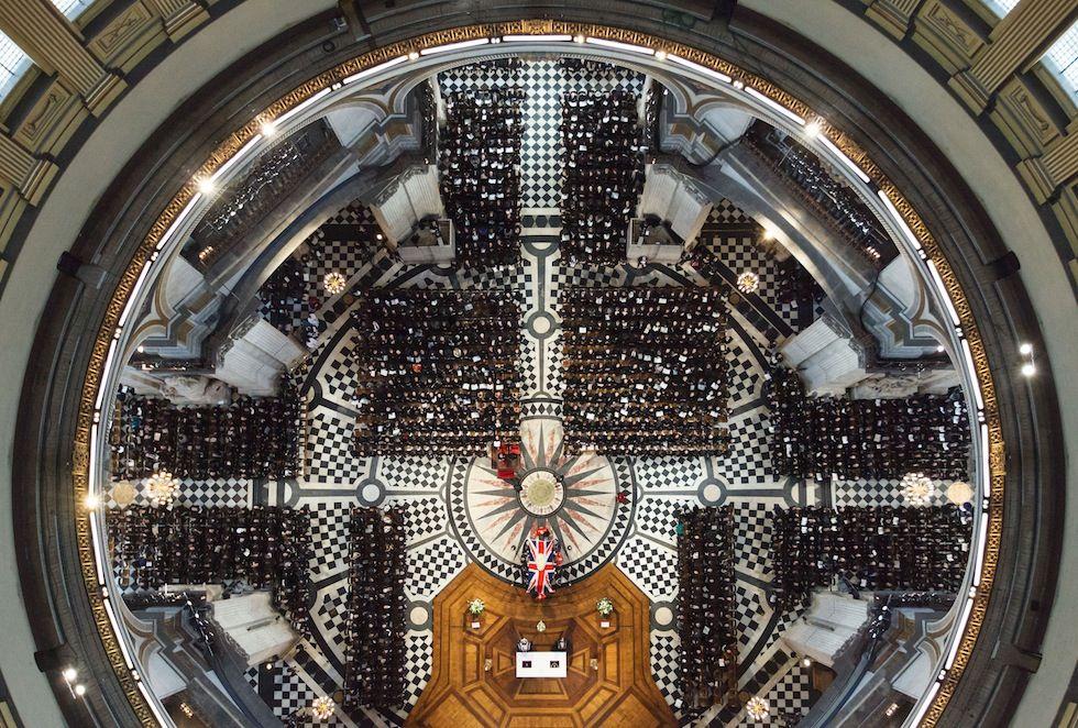 Funerali Thatcher