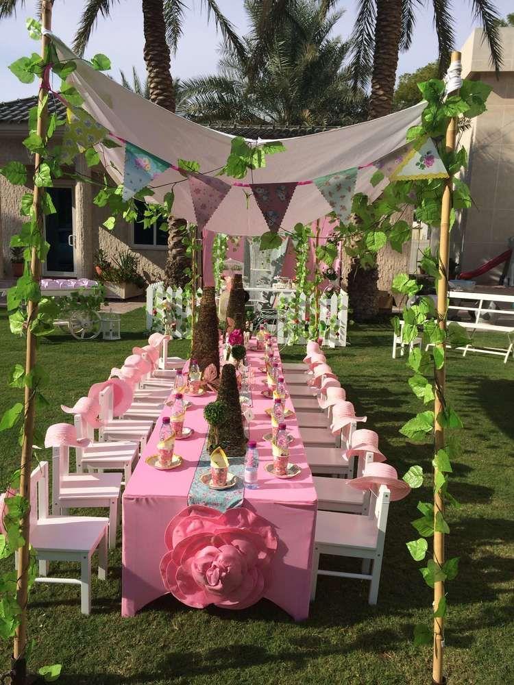 Secret Garden: The Secret Garden Birthday Party Ideas