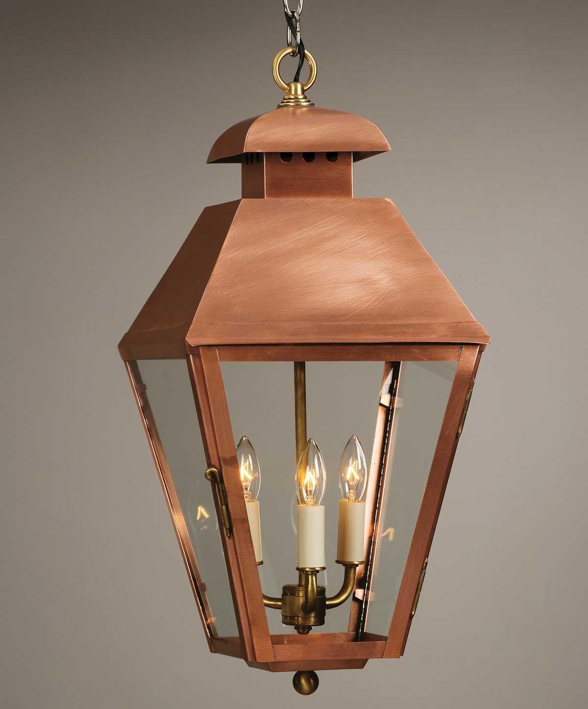 Ueco Charleston Solid Top Hang Jg 1800 Hanging Light