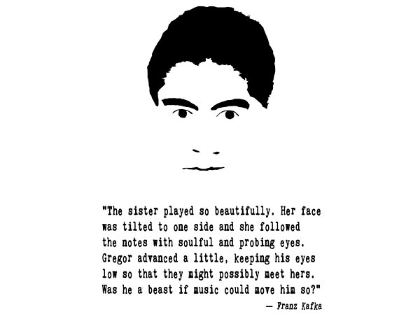 Franz Kafka Was A German Speaking Bohemian Novelist And Short Story Write Kafka Quotes Writing Short Stories Writers And Poets