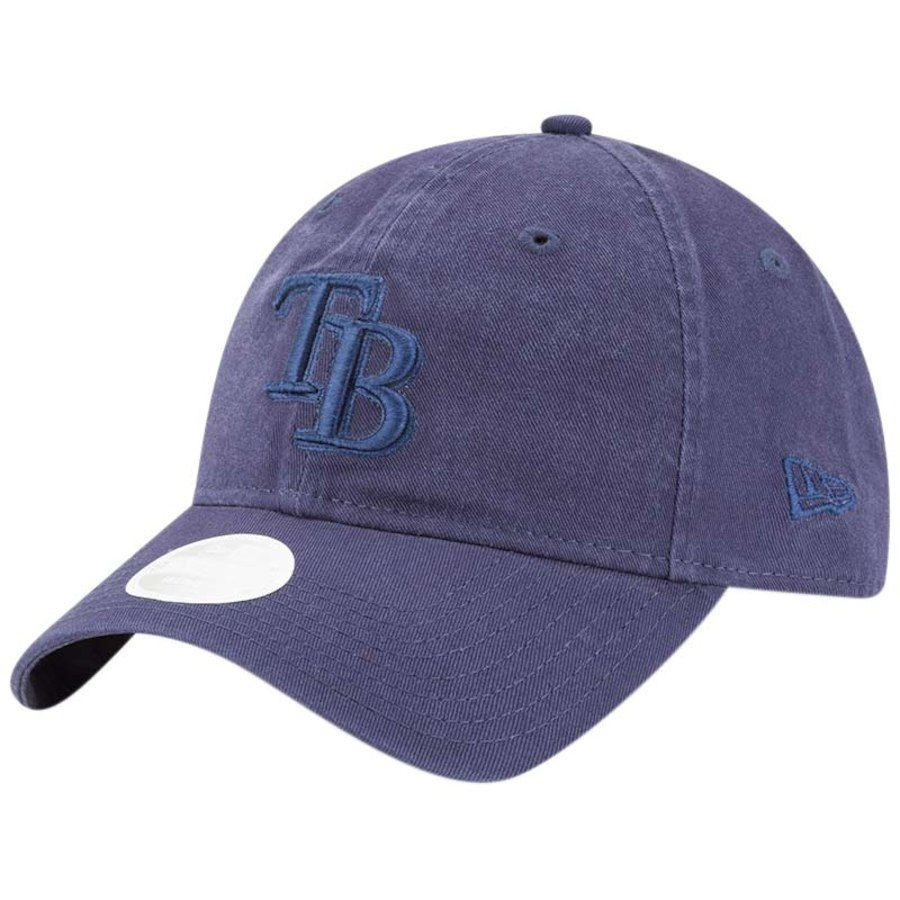the latest 0f482 c53f5 Women s Tampa Bay Rays New Era Navy Core Classic Tonal Team 9TWENTY  Adjustable Hat,  19.99