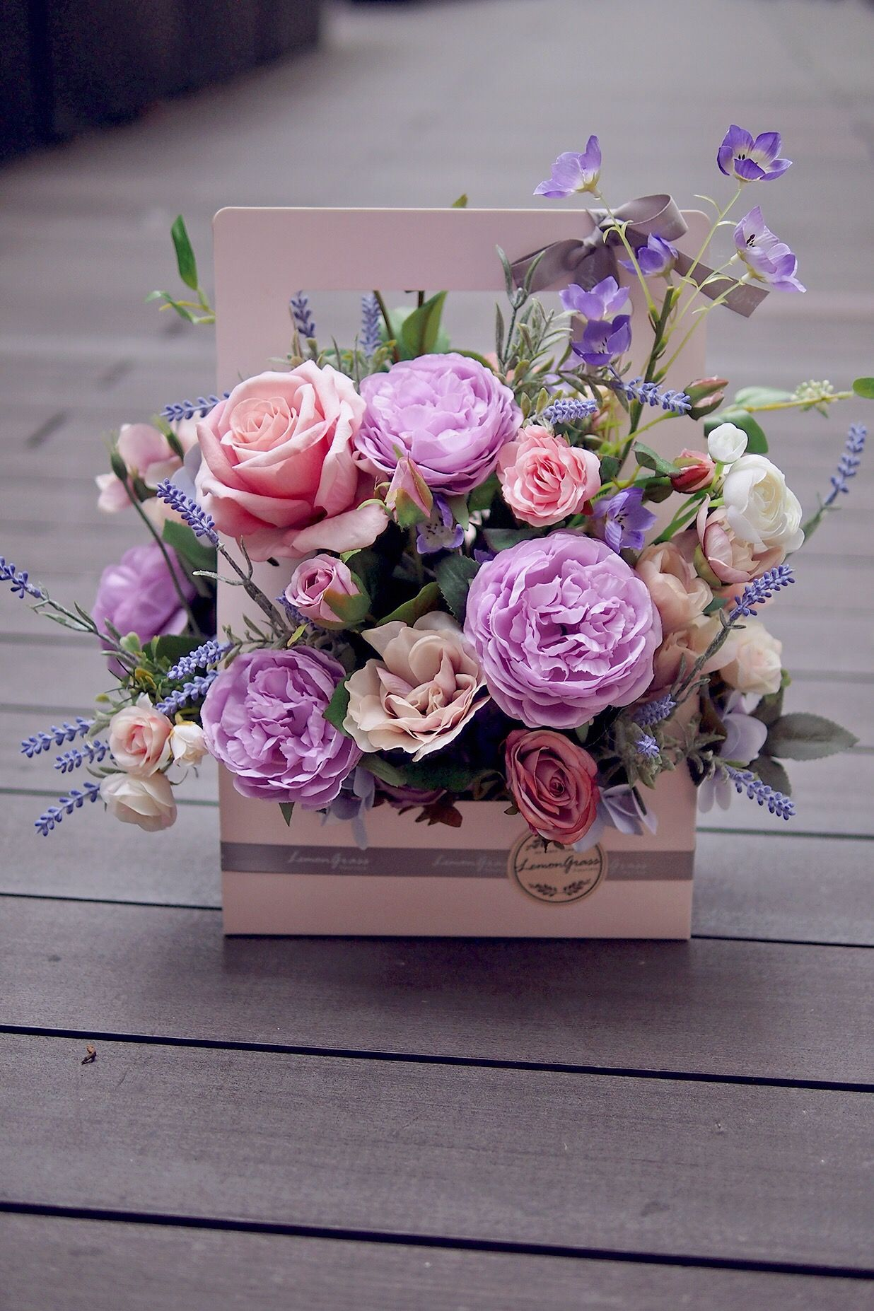 Pink And Purple Flowers Succulents Flowers Pinterest Flowers