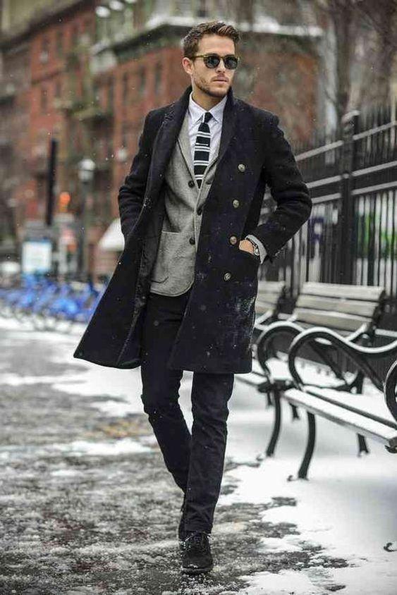 Idées et palettes de style business d'hiver 2020 à copier pour les hommes de moins de 45 ans | Collection BKP   – Men's  Erkek Giyim