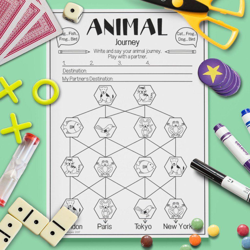 Animal Journey Game