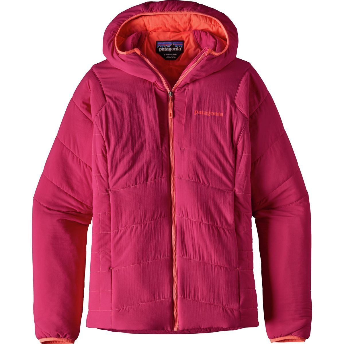 Patagonia NanoAir Hooded Insulated Jacket Craft Pink M