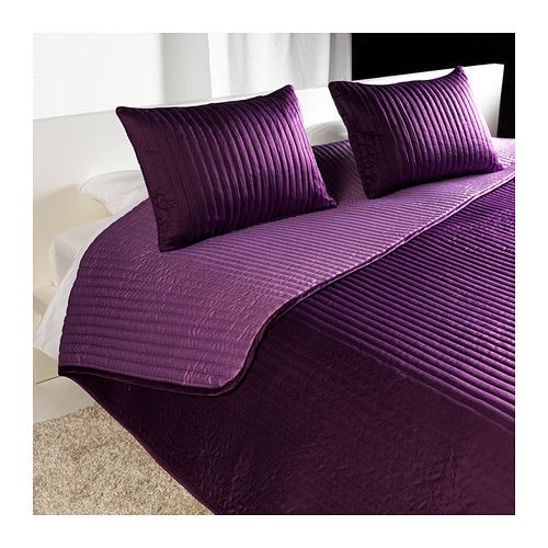 Karit colcha y 2 fundas almohada ikea colcha reversible - Colchas de cama ikea ...