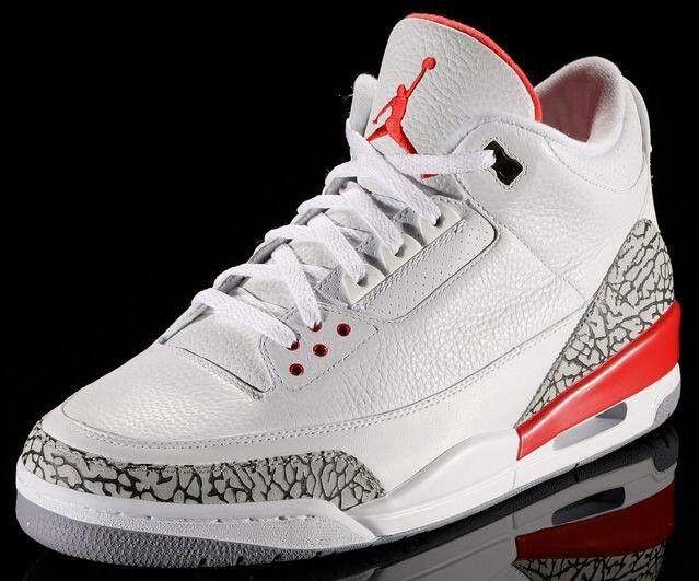 Jordan 3 Katrinas