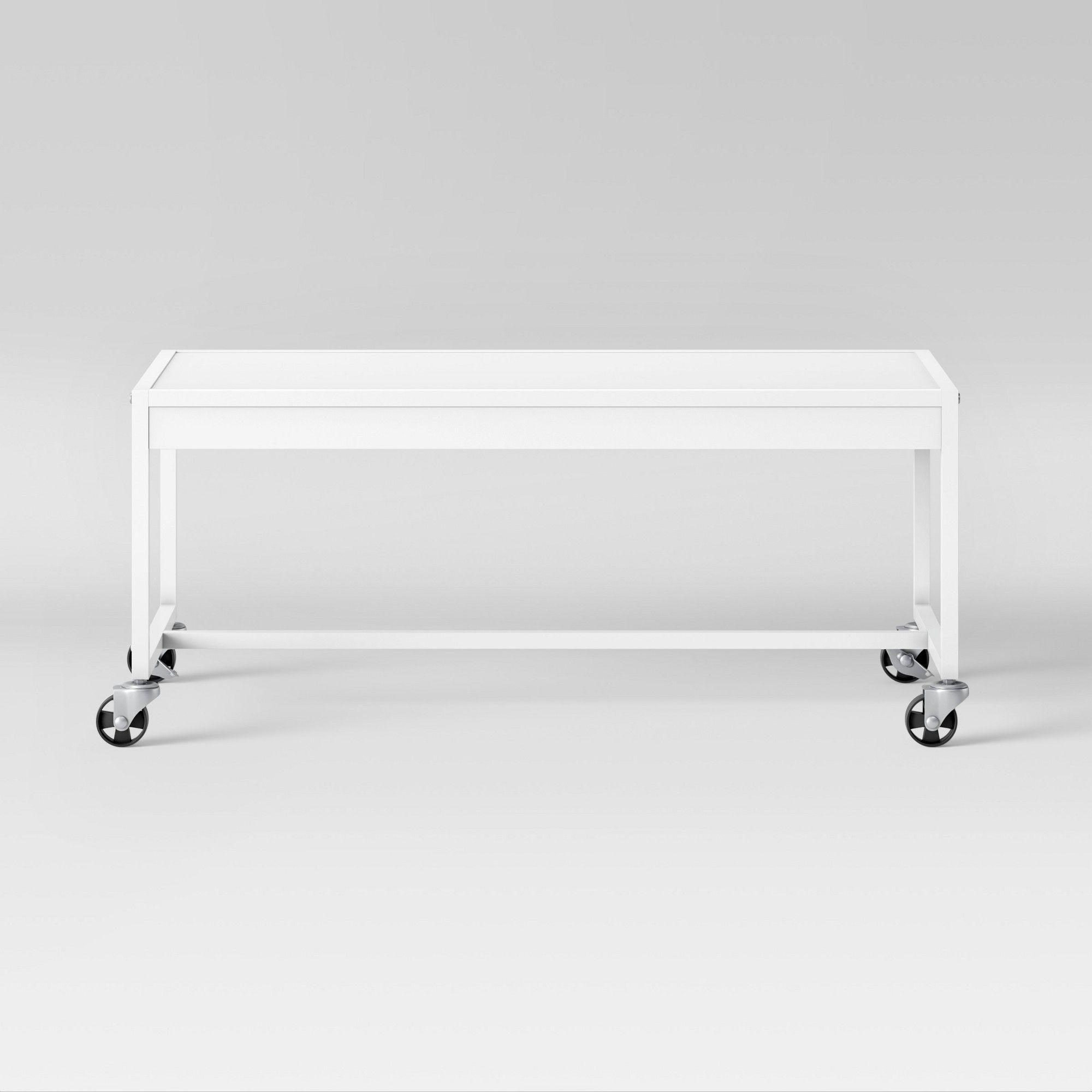 Metal Coffee Table White  Room Essentials