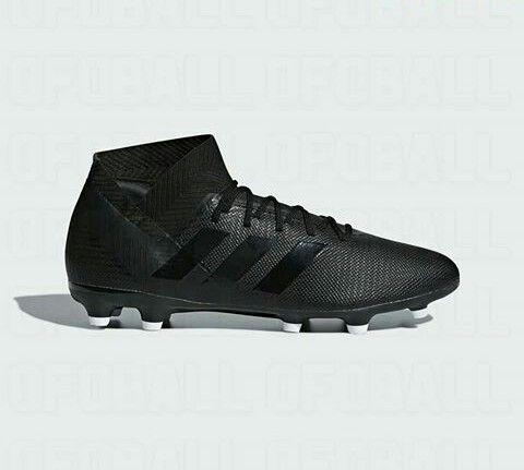 50c148fb2d0f Adidas Nemeziz 18.3 'Shadow Mode' | soccer | Soccer shoes, Adidas ...