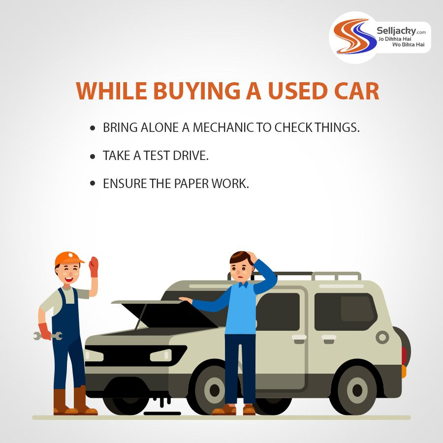 Tips to take into consideration while buying a used car