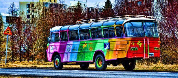 grateful dead tour bus - Google Search | Hippie Bus | Grateful dead