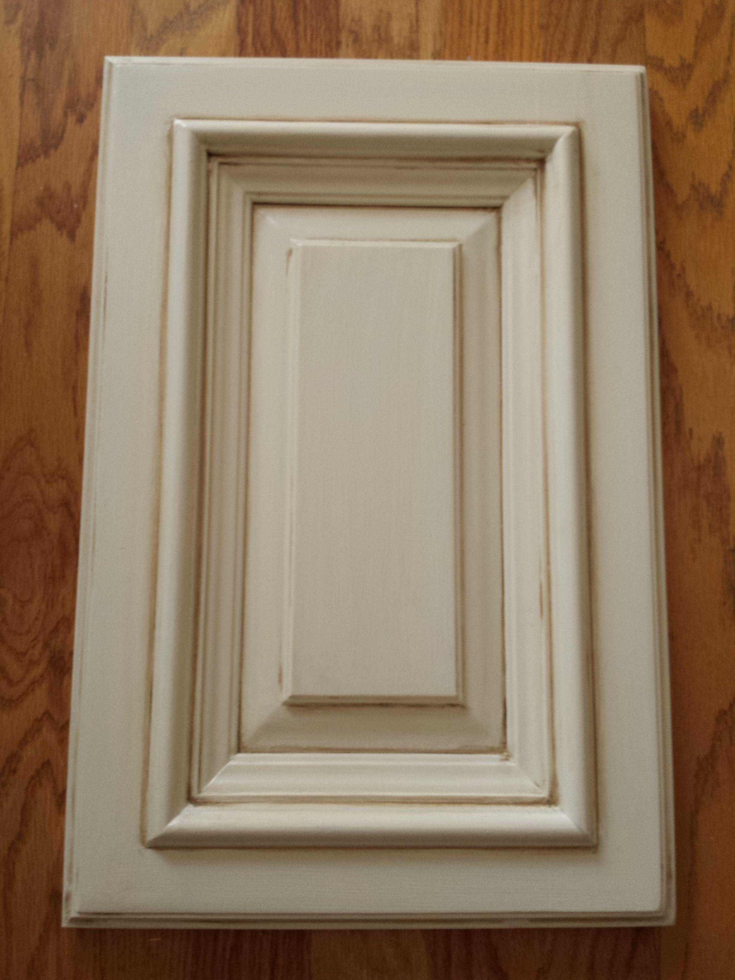 Cabinetsannie sloan chalk paint old white with java glaze sealed