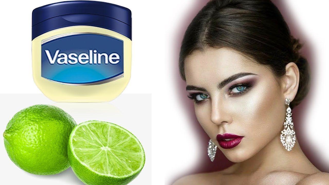 Si Combinas Vaselina Con Limón Algo Fantástico Ocurrirá Youtube Vaselina Vaselina Para La Cara Recetas De Belleza