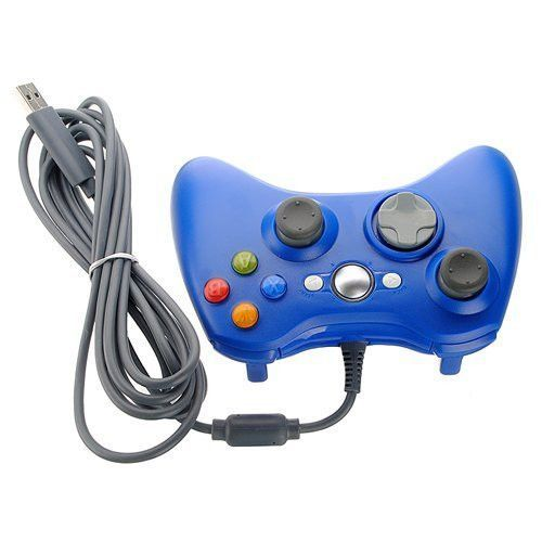 Wired Xbox 360 USB Game Pad Joysticks Controller For XBox