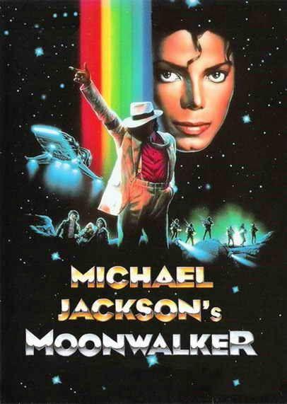 Michael Jackson – Moonwalker (1988) VOSE, Castellano y Online