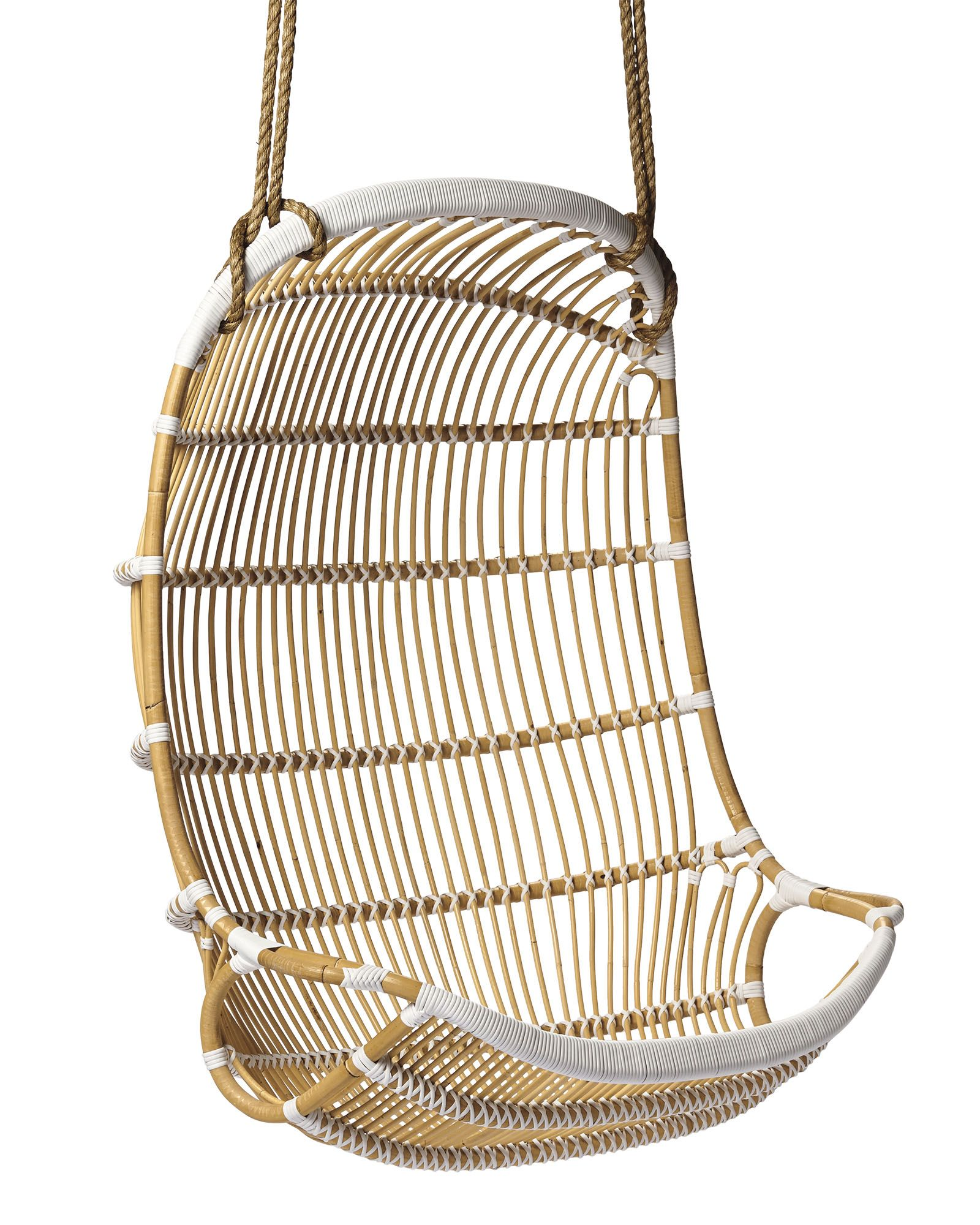 Double hanging rattan chair hanging rattan chair