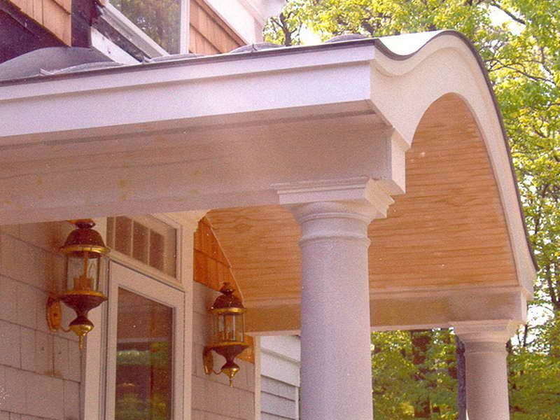 Curved Portico Designs Ideas Portico Design Outdoor Remodel