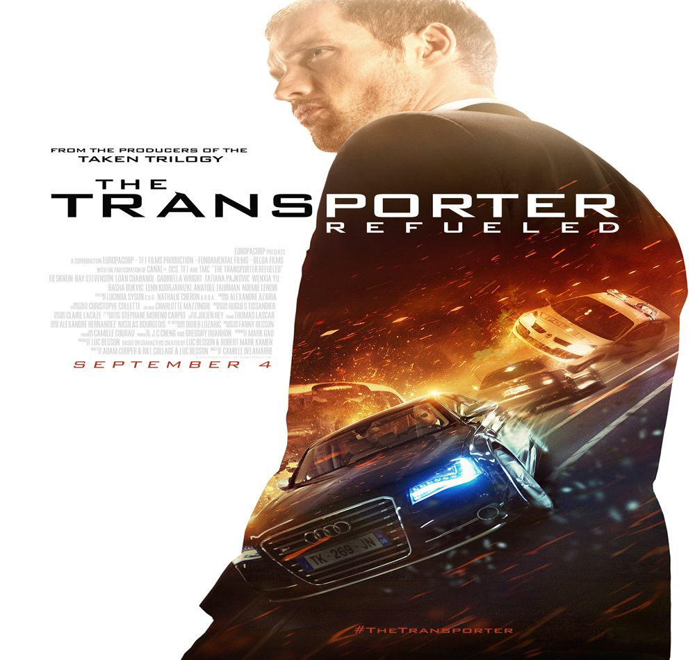 Pin by Tanweer Group on The Transporter Refuled The