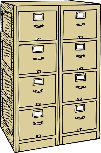 Free Image On Pixabay Filing Cabinet Office Furniture
