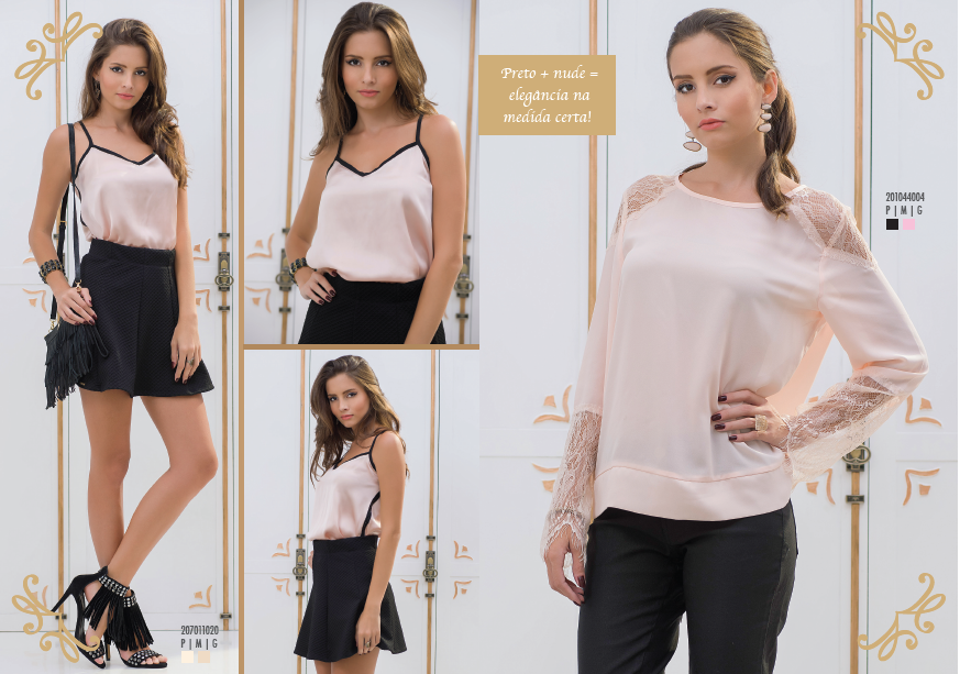 Moda Colmeia - Preview de Inverno 2015