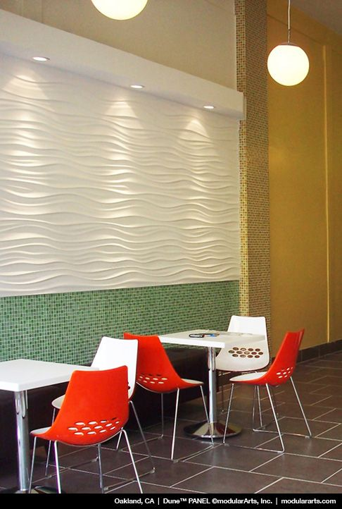 modularArts® Dimensional Surfaces | Panel Gallery