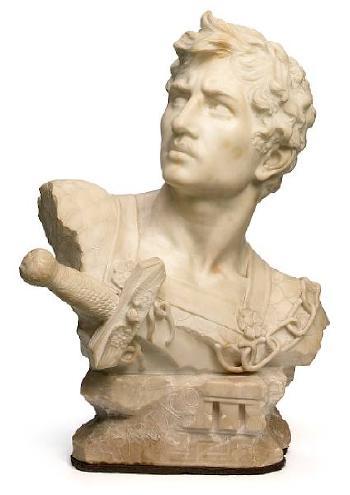 Spartacus Bust Google Search Bust Statue Sculpture
