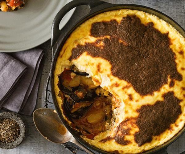 20 Creative Vegetarian Eggplant Recipes