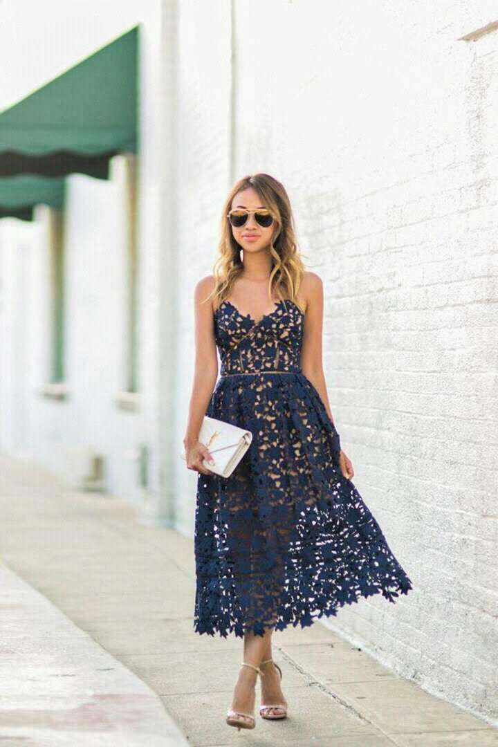 Wedding Guest Dress Ideas For May F A S H I O N In 2019 Lace