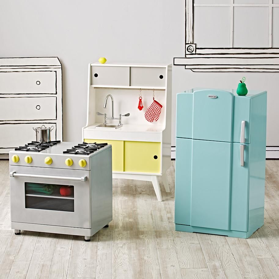 Future Foodie Play Kitchen Set The Land Of Nod