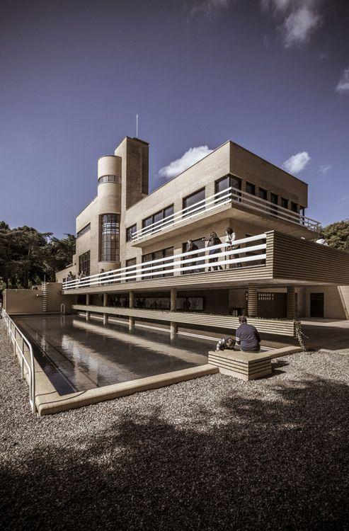 Villa cavrois 1929 1932 architect robert mallet stevens photo by