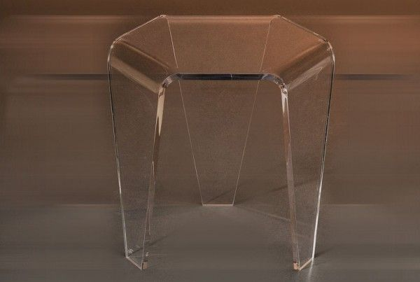 Delicieux Acrylic End Table 3