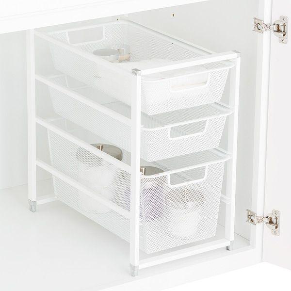 Photo of 15 Genius Under-Sink Organizers Your Bathroom (and Kitchen!) Needs