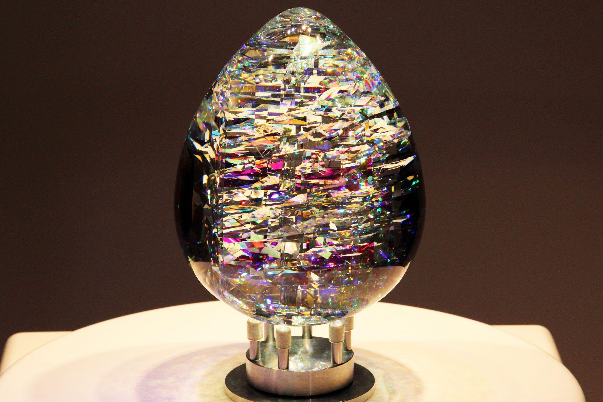 Jack Storms Glass Sculptures