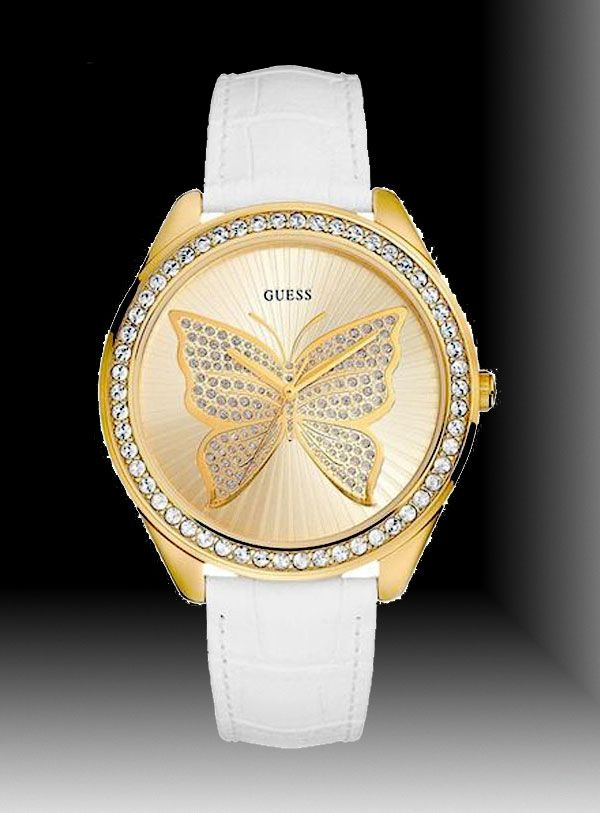 Guess Butterfly Ladies Watch | Time is on my side ...