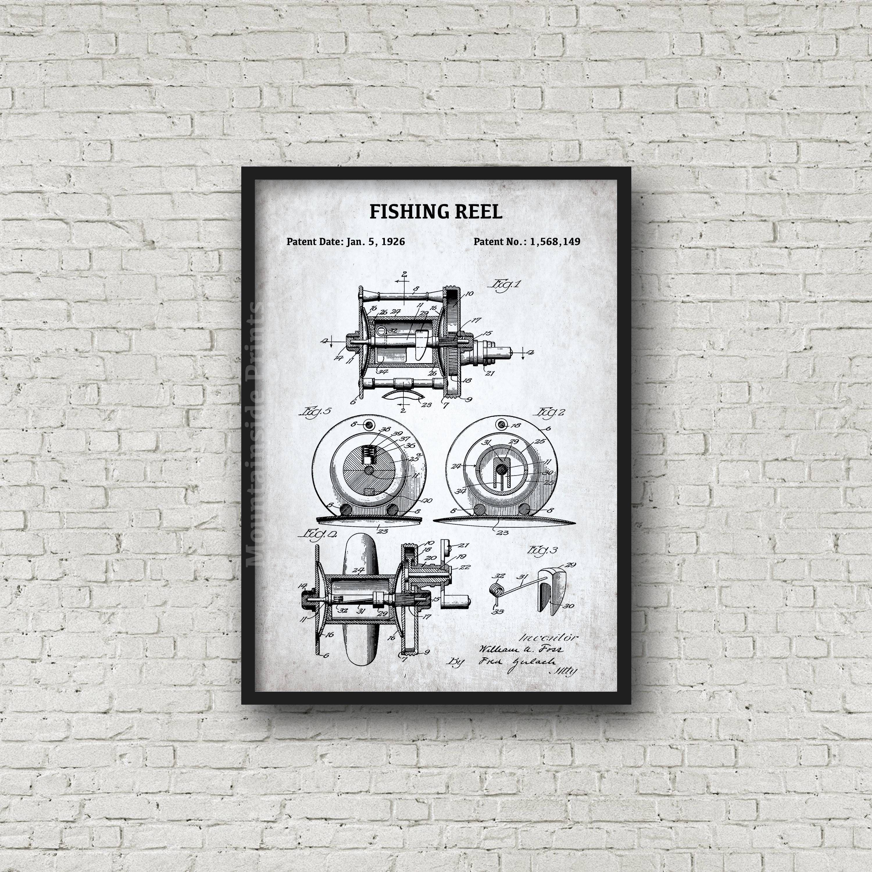 Choose From Multiple Size and Background Color Options Boom Box Patent Print Art Poster