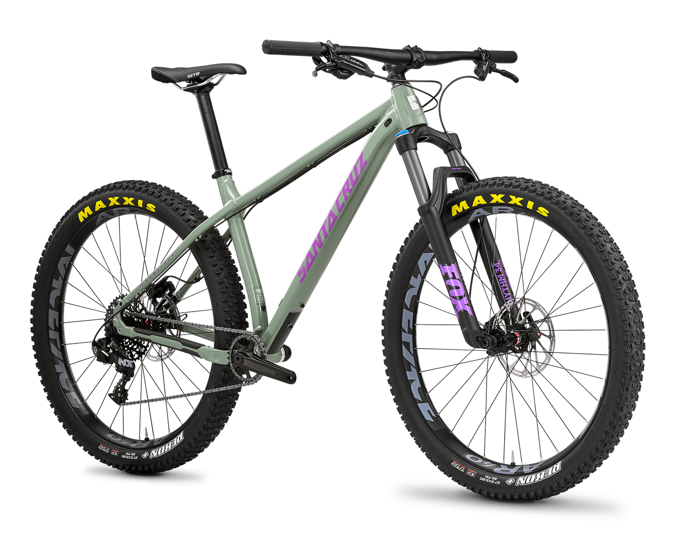 The All New Santa Cruz Chameleon Looks Awesome Bicicletas Enduro
