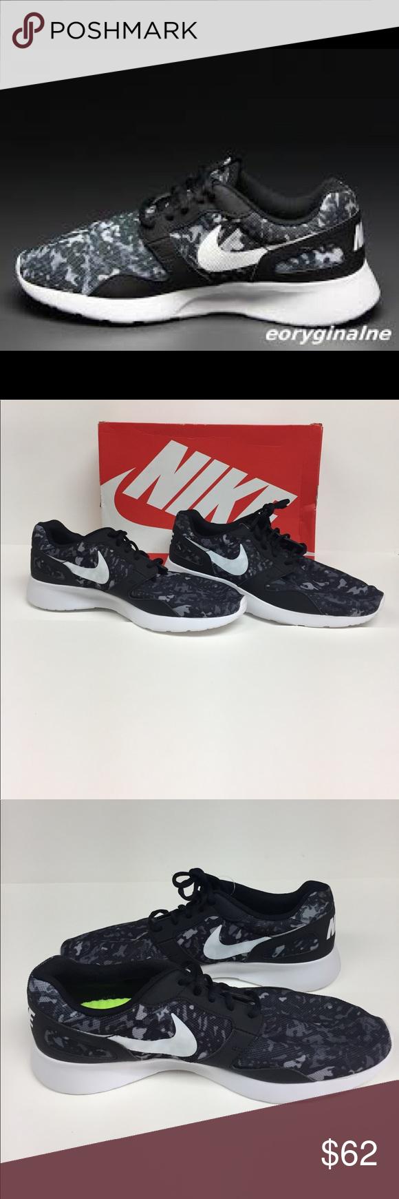 nike kaishi impronta blk cosa grey scarpe da corsa pennino ispirato dalla