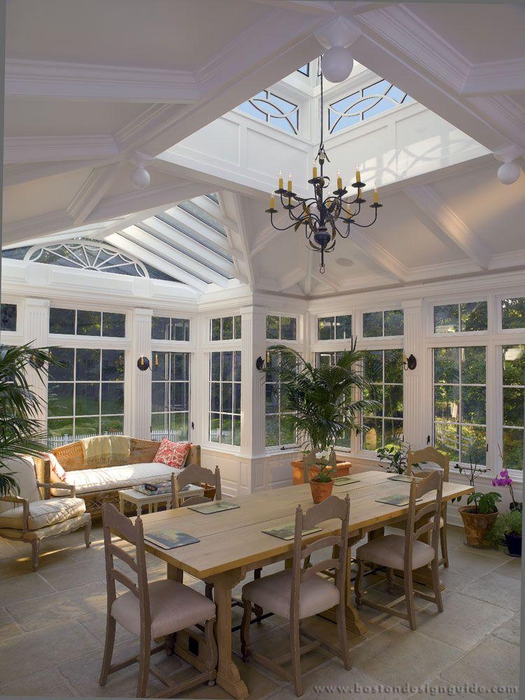 Sunroom Addition House Design Conservatory Design: Design, Manufactures, And Installs Custom Conservatories