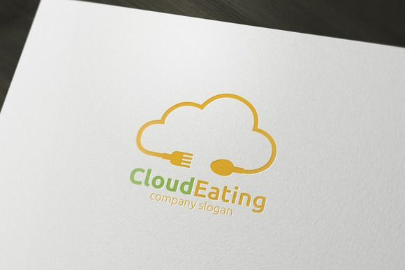 Check out Cloud Eating Logo by rotreeman on Creative Market Check out Cloud Eating Logo by rotreeman on Creative Market