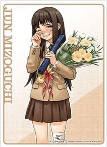 Kunihiko Tanaka card sleeve(Jun Mizoguchi)