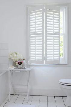 Delightful Window Shutters Bathroom   Google Search