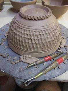 ▷ Töpfern für Anfänger - Inspirationen und Arbeitsmethoden #keramikprojekte