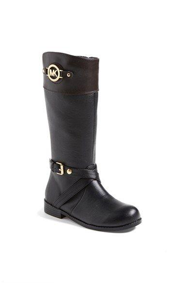 9401ecc9f119c MICHAEL Michael Kors  Emma - Giada  Tall Boot (Toddler