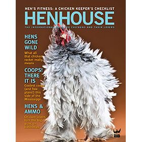 HENHOUSE book from My Pet Chicken