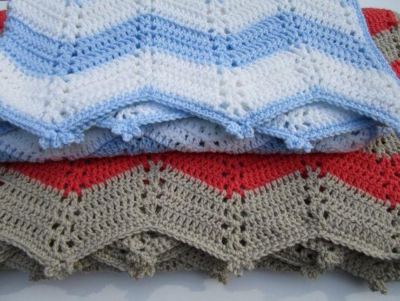 Easy Crochet Blanket Pattern Lacy Chevrons Crochet Afghan Mantas