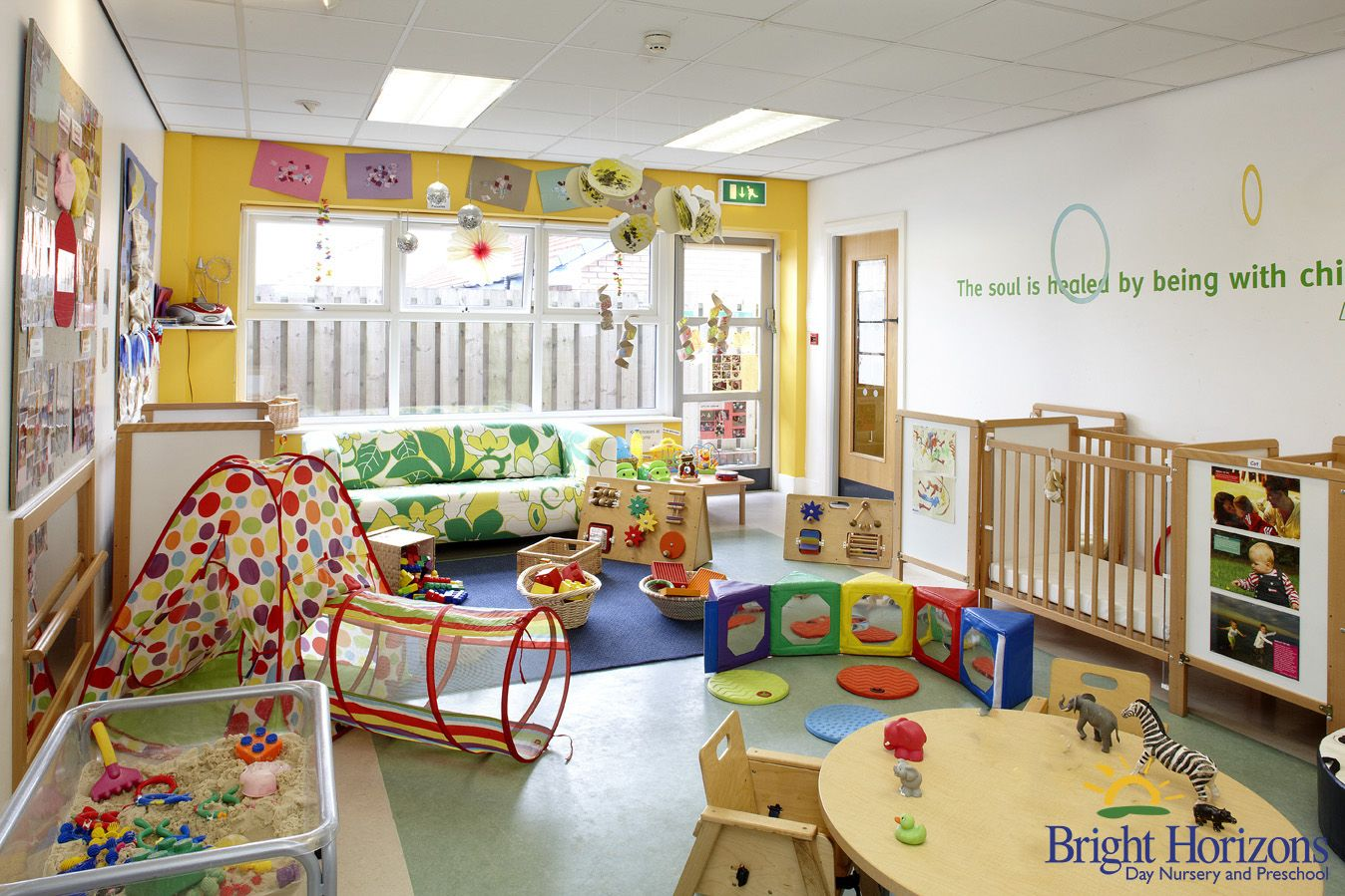 Bright Horizons Nursery In Broadgreen Liverpool Is
