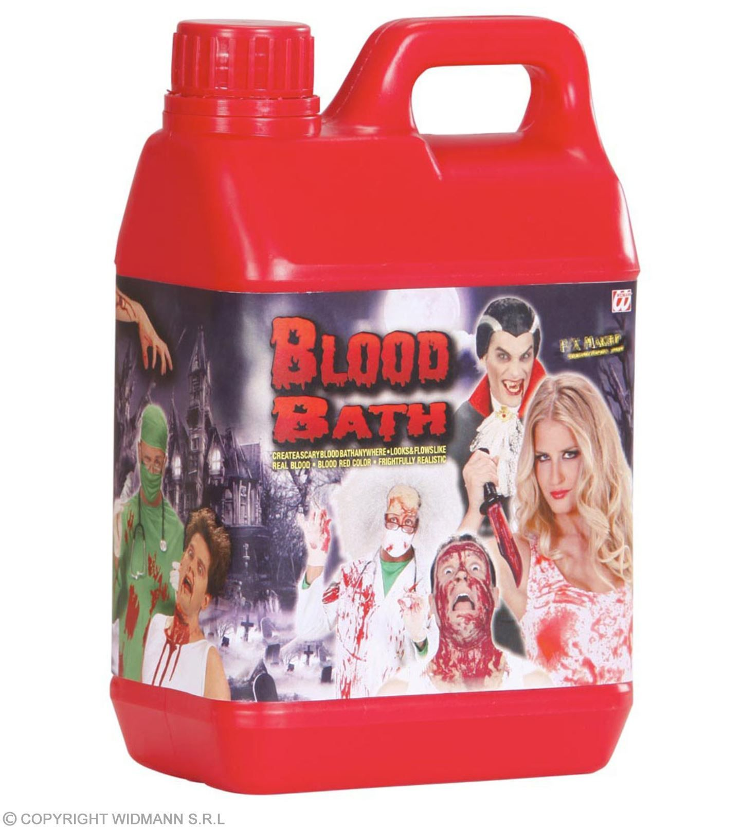 wie viel liter blut