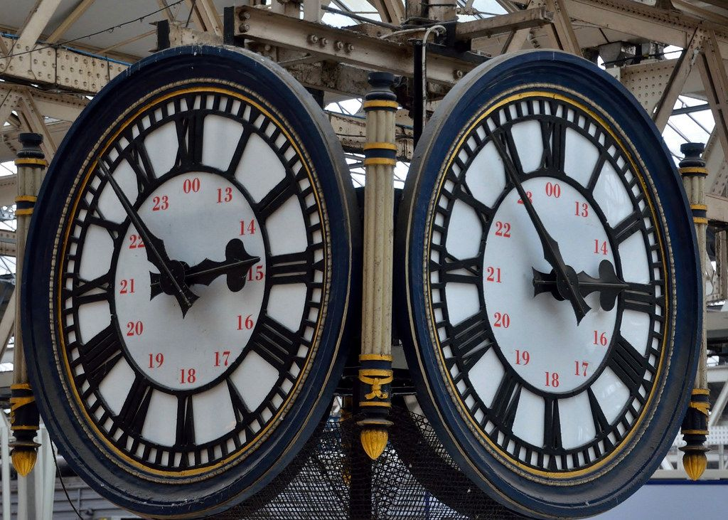 A Trip To London Waterloo Station Fotos Raras Fotos