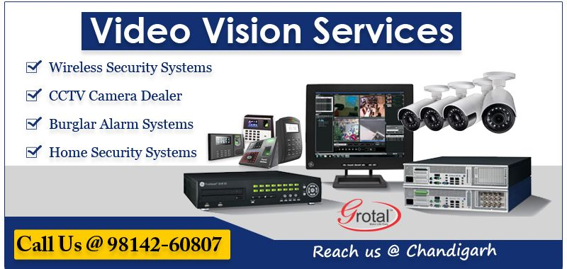 Wireless security systems are an ideal solution for